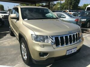 2011 Jeep Grand Cherokee WK Laredo (4x4) 5 SP AUTOMATIC St James Victoria Park Area Preview