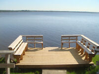 Waterfront Cottage at Lake George For Sale