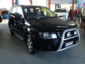 2007 Ford Territory SR 5 SEATER AWD Black 6 Speed 6 SP Auto Active Select Wagon Bungalow Cairns City Preview