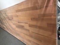 27mm Beech SOLID Wood Block Kitchen Worktop - Brand New