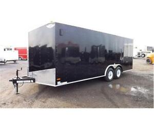 ENCLOSED CAR HAULERS FROM $8995
