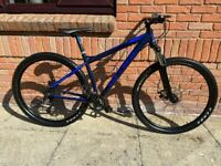 Carrera Hellcat Ltd Edition Mountain Bike