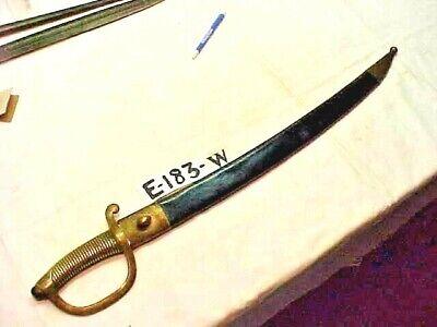 M1777 NAPOLEONIC INFANTRY SHORT SWORD