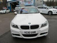 2010 10 BMW 3 SERIES 2.0 318D M SPORT BUSINESS EDITION 4D 141 BHP DIESEL