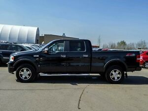 2008 Ford F-150 FX4 4x4 SuperCrew Cab Styleside 6.5 ft. box 150  Edmonton Edmonton Area image 9