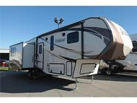 NEW 2016 Forest River Wildcat 28 SGX 5TH Wheel