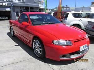 2001 Holden Commodore Ute New Town Hobart City Preview