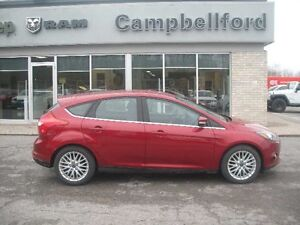 2013 Ford Focus Automatic Bucket Seat Backup Camera Heated Seats