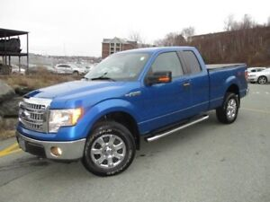 2013 Ford F-150 XLT XTR (4X4, 5.0L V8, AUTOMATIC, REVERSE CAM, A