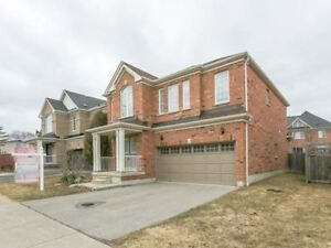 Beautiful 4 Bdrm Home Seconds To All Amenities *BROOKLIN*