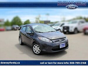 2013 Ford Fiesta SE HATCHBACK AUTO BLUETOOTH