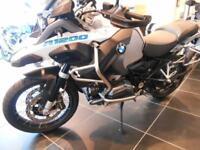 BMW R 1200 GS ADVENTURE 2014 *24 mth warranty* LOW SUSPENSION