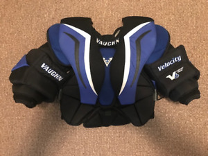 Vaughn V6 1000i Pro Intermediate Chest & Arm Protector (Large)