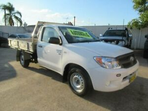 2008 Toyota Hilux GGN15R 08 Upgrade SR 5 Speed Automatic Pickup Granville Parramatta Area Preview