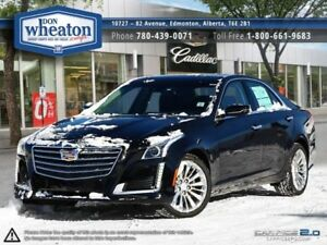 2018 Cadillac CTS Sedan Lux. AWD Car - Bluetooth Sunroof