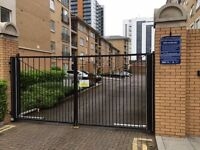 Allocated and Private Parking Space in Canary Wharf, East India (E14 2DG)