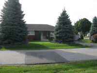 All Brick And Plaster Bungalow/Garage/in-law suite move in cond.