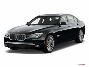 2011 BMW 7-Series 750i Sedan -- price negotiable