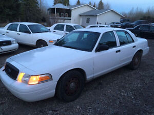 2009+ Ford Crown Victoria Police Interceptor