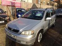 Vauxhall/Opel Astra 1.6i ( a/c ) 1999MY Club