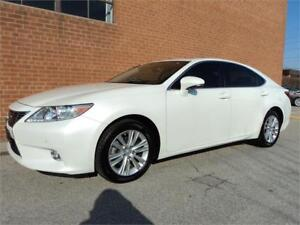 2015 Lexus ES 350 NAVIGATION BLINDSPOT PREMIUM COOLED SEATS SFTY