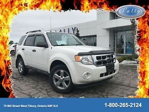 2010 Ford Escape XLT, Ine Owner, Car starter, Local trade!!