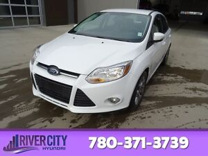 2014 Ford Focus SE ECOBOOST Accident Free,  Heated Seats,  Bluet