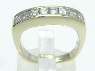 Sonstige Ring 585 Gold Bague Or Brillant Diamant Diamond Anello Anillo Oro Art Deco 14kt Ringe