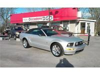 2008 Ford Mustang GT CONVERTIBLE (((((AUTOMATIQUE)))))) CUIR
