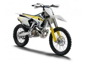 2016 Husqvarna TC 250 off road