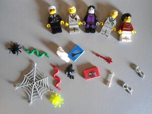LEGO - HARRY, CITY, NINJAGO, SOCCER,  LOTS