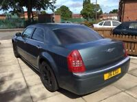 Chrysler 300C 3.5 CRD V6 5dr Sat Nav and Leather