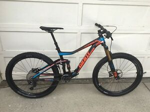 2016 Giant Trance Advance 1. Full carbon, 27.5 - price drop!