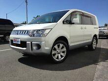 2007 Mitsubishi Delica D5 White 6 Speed Automatic Wagon Underwood Logan Area Preview