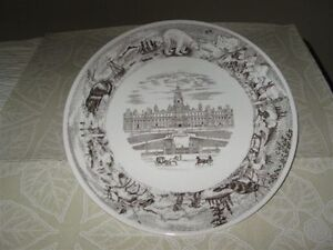 ROYAL DOULTON AND KNOWLES COLLECTOR PLATES