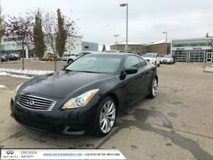 2010 Infiniti G37 Coupe 6 SPEED MANUAL/HEATED SEATS/BACK UP CAME