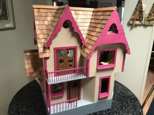 Beautiful Hand Crafted Playhouse