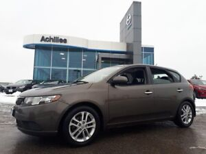 2011 Kia Forte 5-Door EX w/Sunroof