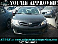 2011 Toyota Corolla $99 DOWN EVERYONE APPROVED