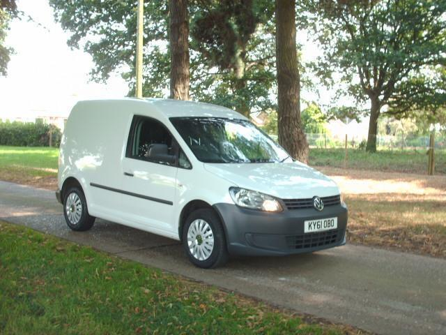 Volkswagen Caddy 1 6tdi 102ps C20 In Diss Norfolk