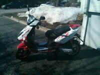 SCOOTER KEEWAY 2009 EXCELLENTE CONDITION