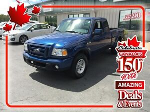 2011 Ford Ranger Sport 2X4 ( SUMMER SALE!) NOW $11,950