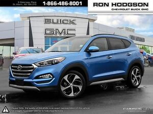 2017 Hyundai Tucson SE LEATHER AWD SUNROOF