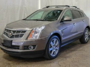 2012 Cadillac SRX Premium Collection AWD w/ DVD, Navigation