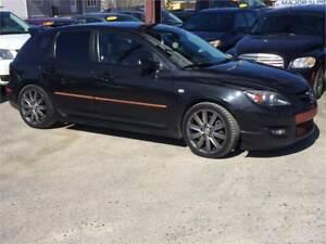 2009 Mazda Mazda3 Mazdaspeed3