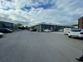 Industrial Unit To Let - Flexible Terms Available 1,344 Sq Ft