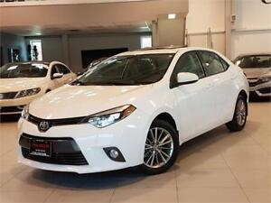 2015 Toyota Corolla LE-AUTO-SUNROOF-REAR CAM-BLUETOOTH-ONLY 77KM