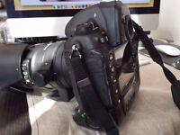 Nikon D3S DSLR Camera Body - Low Shutter Count