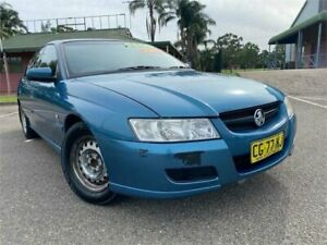 2005 Holden Commodore VZ Equipe Blue 4 Speed Automatic Sedan Mount Druitt Blacktown Area Preview