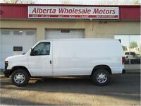 2014 FORD E-250 XLT CARGO VAN $23900 FULL WARRANTY EASY FINANCE